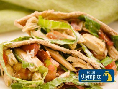 Recetas Pollo Olympico Ingredients Pollo Desmechado